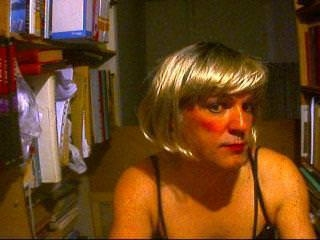 du temps où j'étais une petite minette blonde